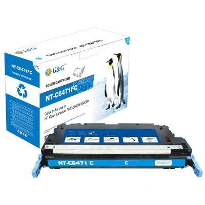 G&G HP Q6471A CYAN CARTUCHO...