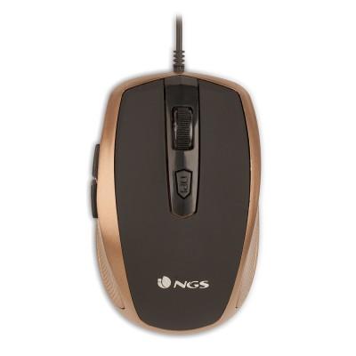 NGS Tick Raton USB 1600dpi...
